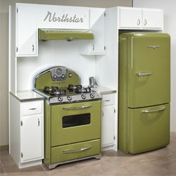 avocado green appliances
